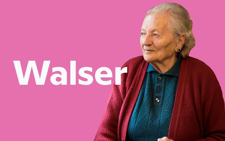 Lingue italiane che scompaiono: il walser