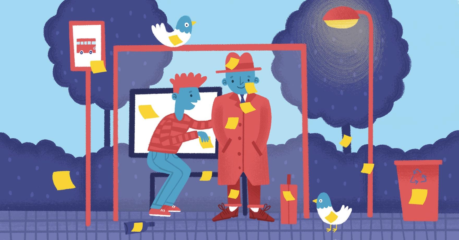 Haftzettel als Lernhilfe– 20 Tipps, wie du damit eine neue Sprache lernst
