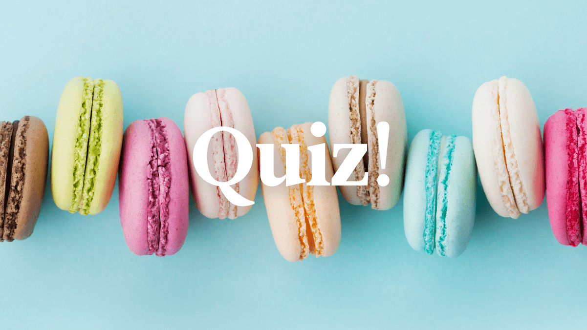 Quiz: Do You Know The Colors In French?