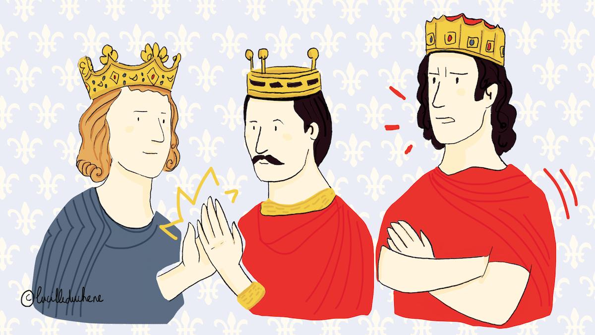 Petite histoire de l'évolution de la langue française – en 6 grandes dates
