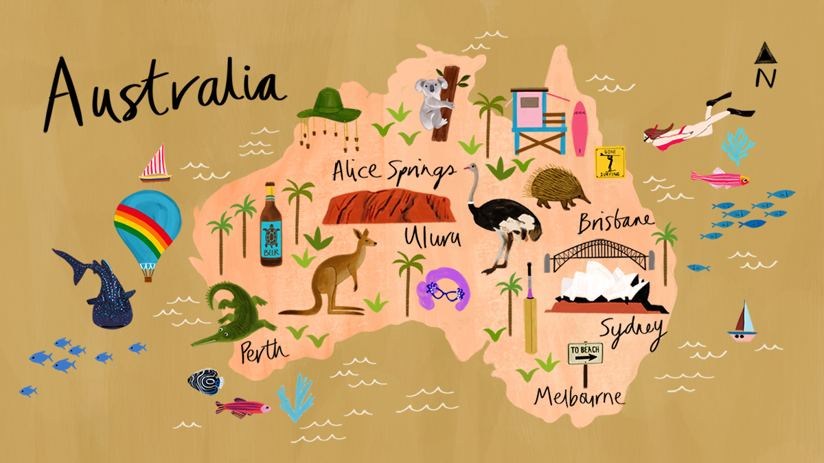 The Down Under Pocketbook: 15 Aussie Phrases And Their Hilarious Translations