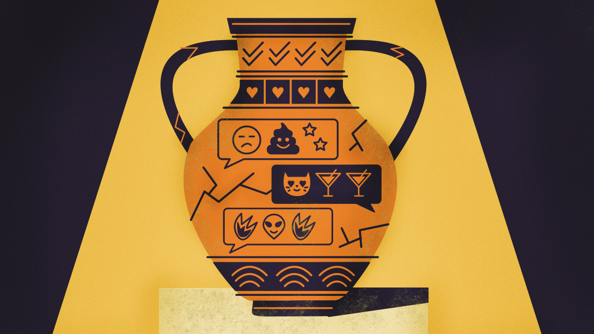 Are Emojis The New Hieroglyphs? A Brief History Of Emojis And Their Purpose