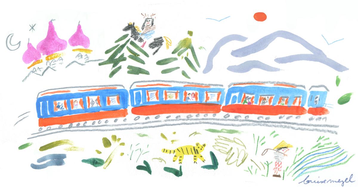 9 Tipps für deine Reise mit der Transsibirischen Eisenbahn