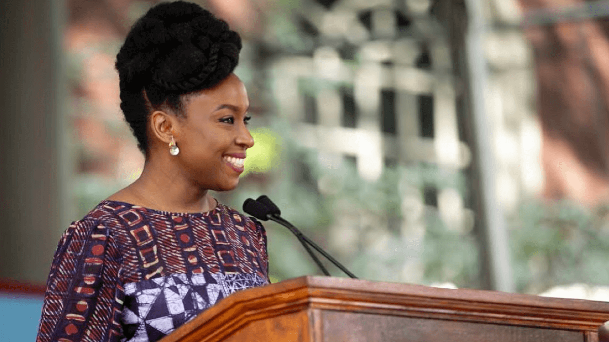 Chimamanda Ngozi Adichie, one of 5 African Writers you should be reading