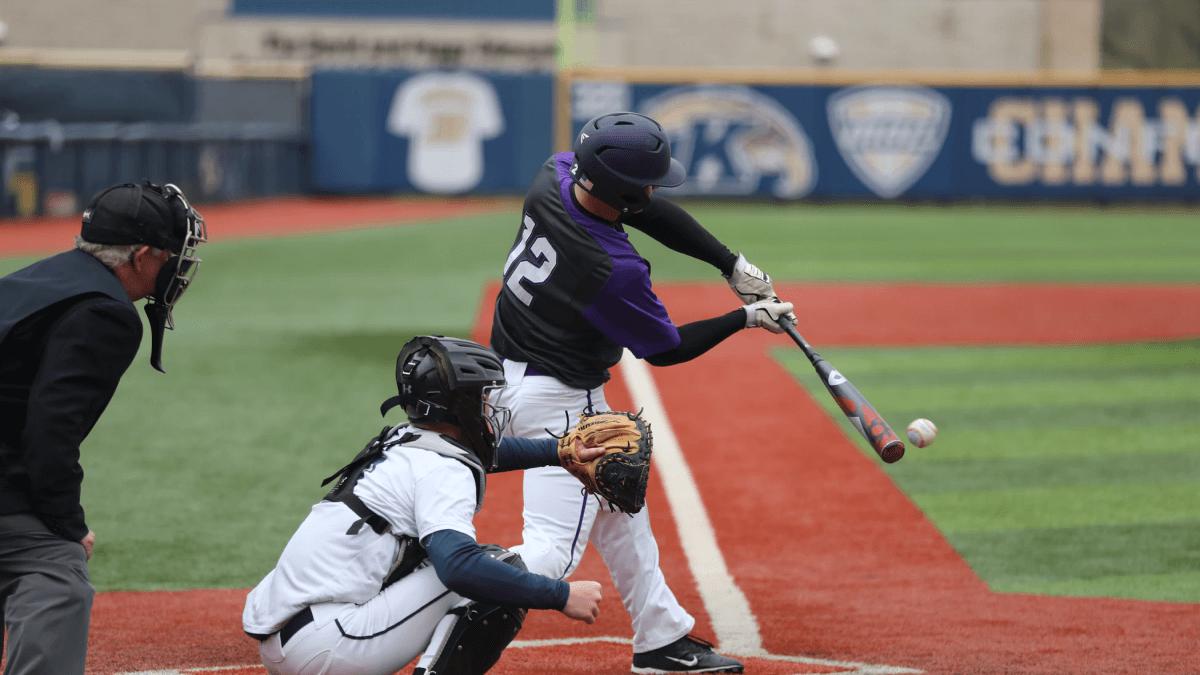 A baseball player at bat representing sports idioms